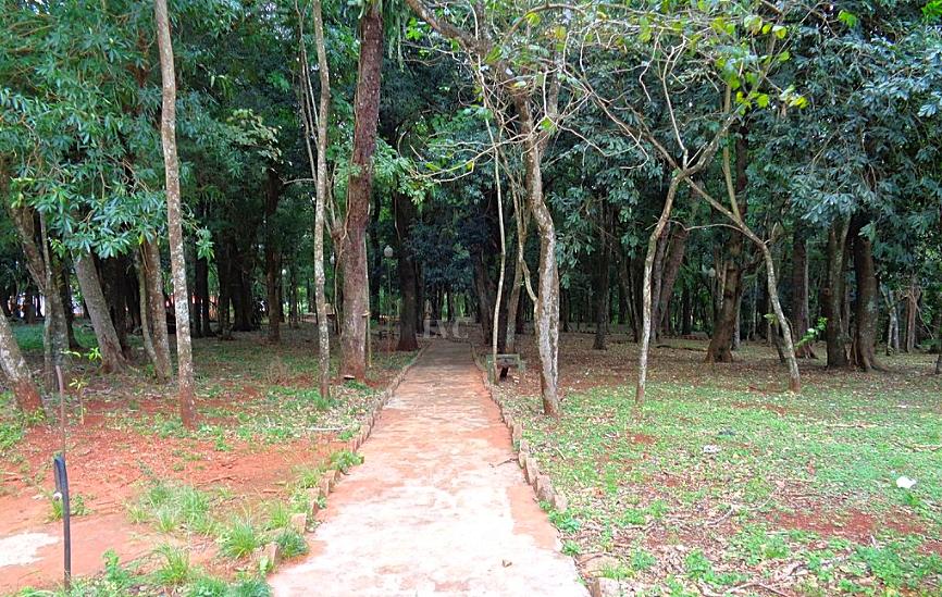 Parque Municipal Luis Honorio Rolon