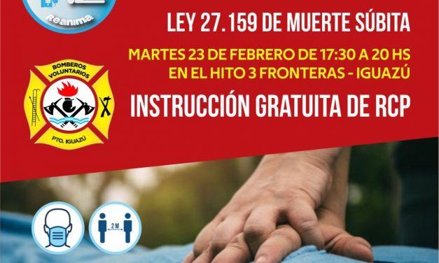Iguazú se suma a la Jornada Nacional por la Reglamentación de la ley 27.159