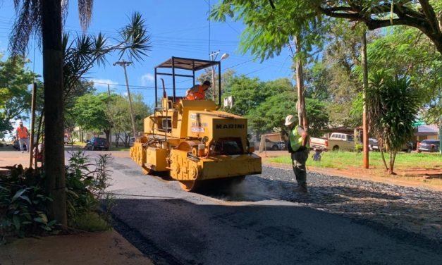 El gobernador recorrerá las obras provinciales mañana en Iguazú