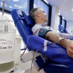 Estados Unidos suspendió el tratamiento con plasma