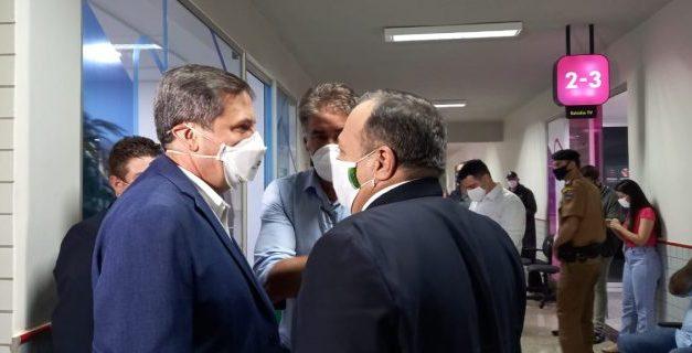 Intendente de  Foz pide al ministro de Salud que instale un control sanitario en el puente de la Amistad