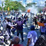 Formosa: Se manifestaron por el retorno a la fase 1 y fueron reprimidos por la policía