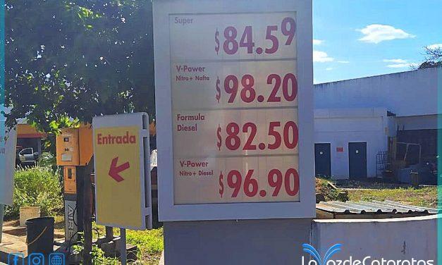 La nafta en Iguazú es la más cara de la provincia