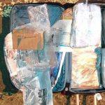 Secuestran dos valijas con marihuana escondidas en un colectivo que partió de Iguazú
