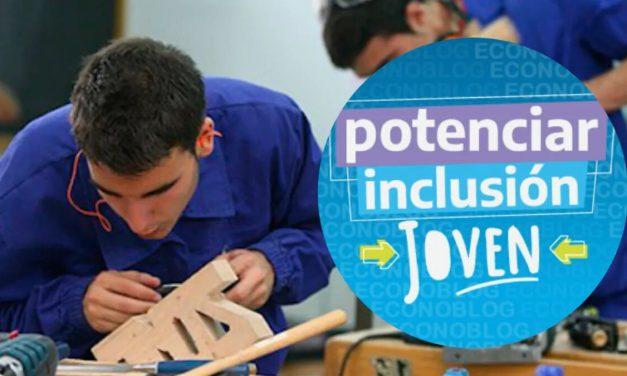 Potenciar Inclusión Joven otorgará becas a unos 100 mil jóvenes de todo el país