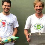 Elaboran «Ecobloque» en Posadas con residuos plásticos urbanos