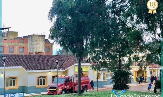Covid19: Junio el mes con más contagios del año en Iguazú