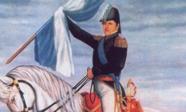 Las banderas que creó Manuel Belgrano y por qué inspiraron las enseñas de muchos países de Centroamérica