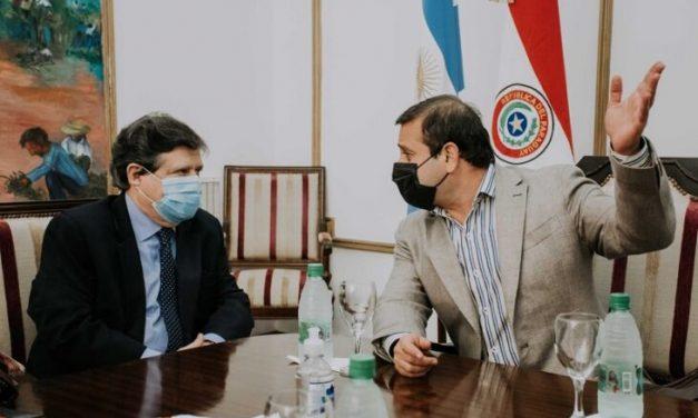 """Canciller paraguayo  """"solicitará a Alberto Fernández, la apertura del puente Posadas-Encarnación"""""""