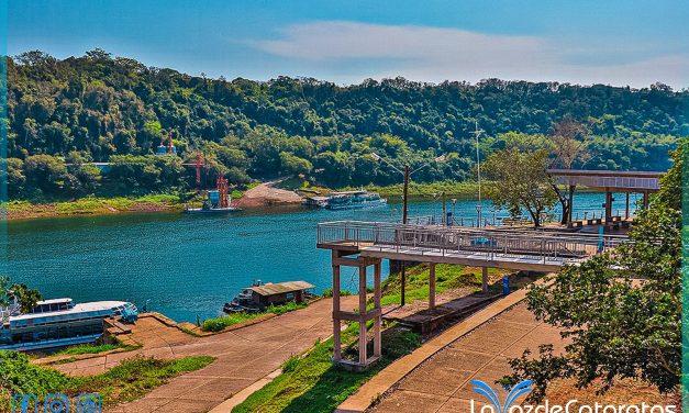 """Licitación Pública Nacional: """"Remodelación del paso fronterizo Iguazú – Puerto Tres Fronteras (Py)»"""