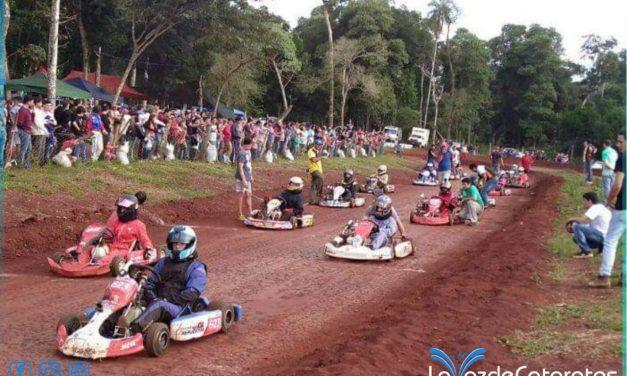 Este domingo habrá competencia de Karting y Motos