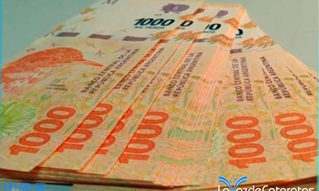 Hay un nuevo millonario en Iguazú