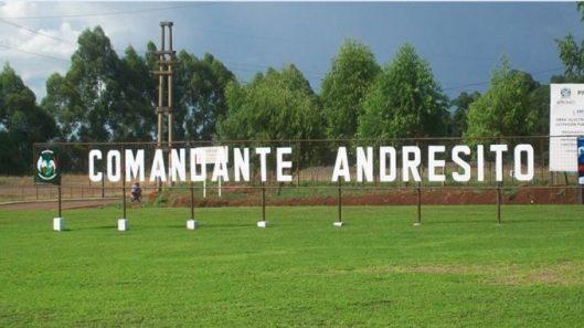 COMANDANTE-ANDRESITO