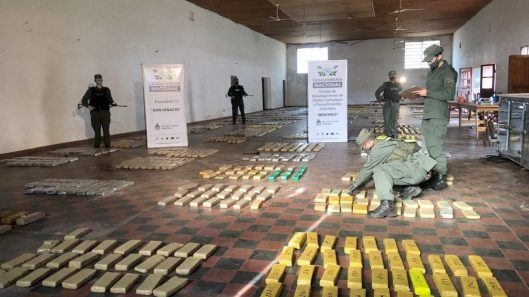 Decomisan más de 1.782 kilos de marihuana en San Ignacio (3)