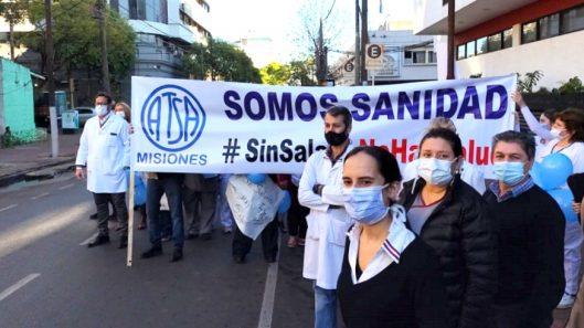 Los y las trabajadoras de la Sanidad festejan su día el martes 21 de septiembre2