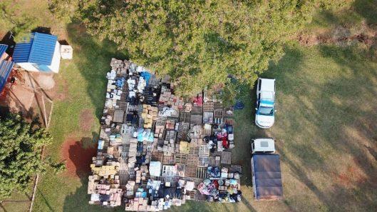 PNA Aduana paralela en Misiones