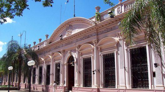 Posadas_-_Centro_-_Casa_de_Gobierno_de_Misiones