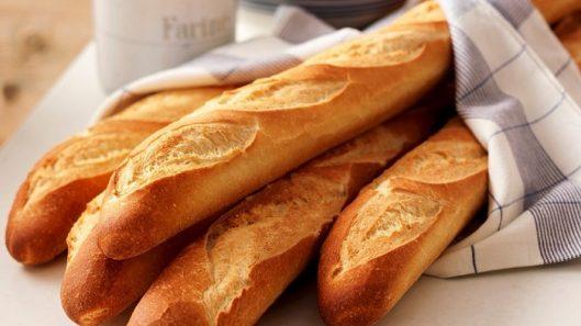 Receta-de-pan-baguette