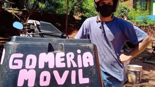 gomeria movil