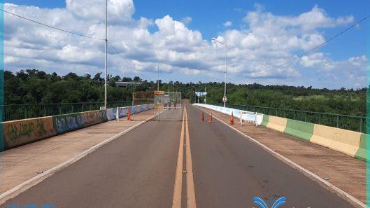 puente cerrada
