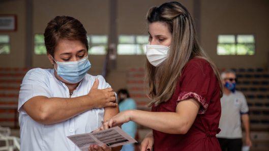 vacunacion docente